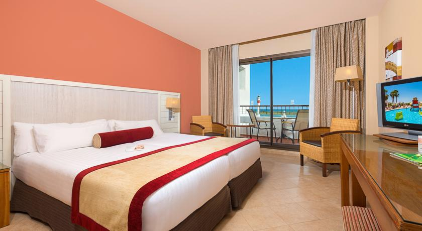 Rooms with a view - Hotel Fuerte El Rompido ©Fuerte El Rompido