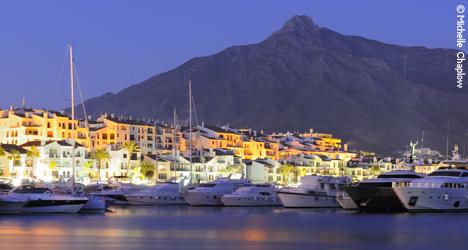 Property in Puerto Banus, Marbella © Michelle Chaplow