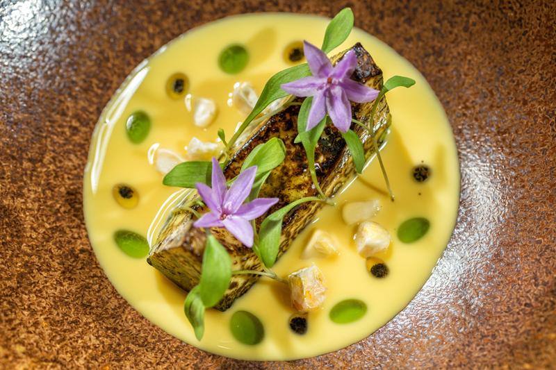 Delicious dish ©Restaurante Noor