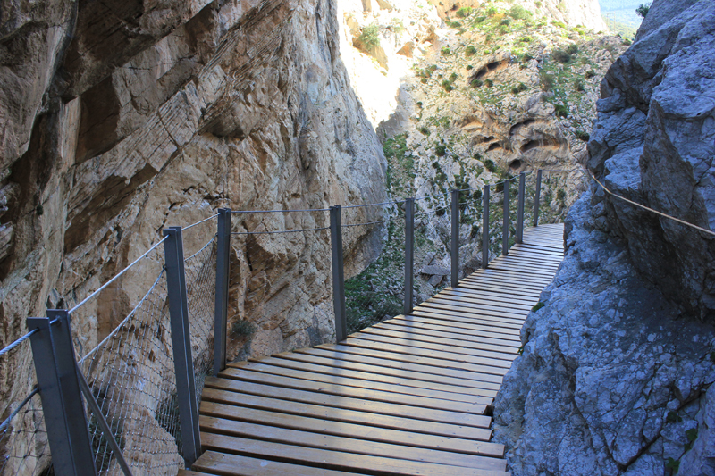 Inside the Gaitanejo Gorge ©Kevin George Monterrubio