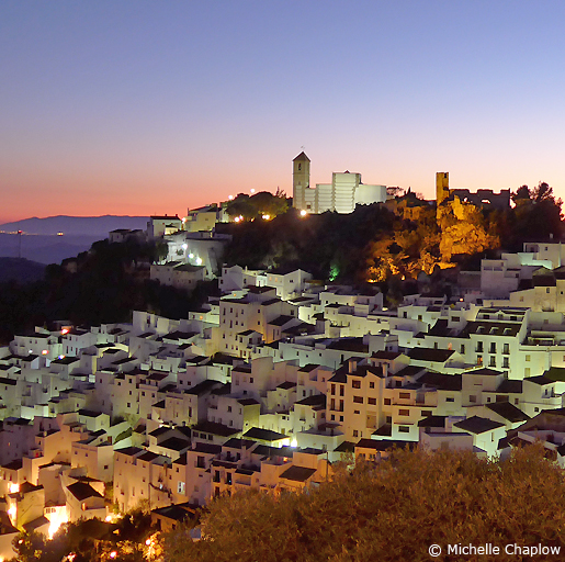 To say that Casares is beautiful is an understatement. © Michelle Chaplow .