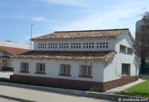 The museum at Malaga Airport was the original terminal from 1948 to 1965. © andalucia.com