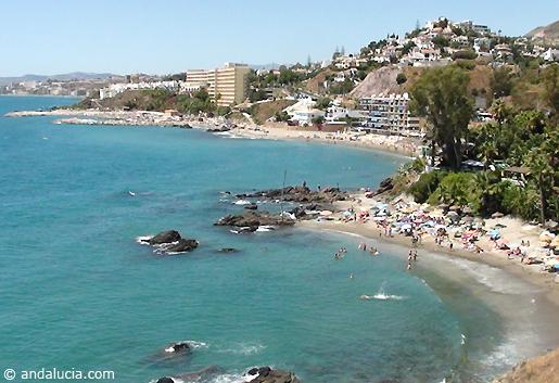 Benalmadena beaches. © andalucia.com