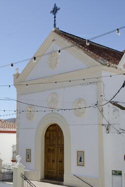 Iglesia de San Gregorio, Iznate. © Sophie Carefull