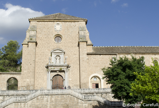 La Cartuja Monastery.© Sophie Carefull