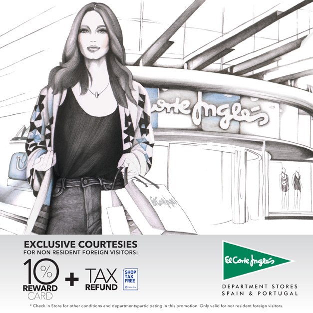 El Corte Inglés Shopping Lovers