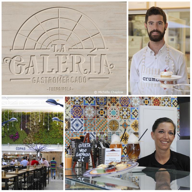 La Galeria Gastro market in Fuengirola ©Michelle Chaplow