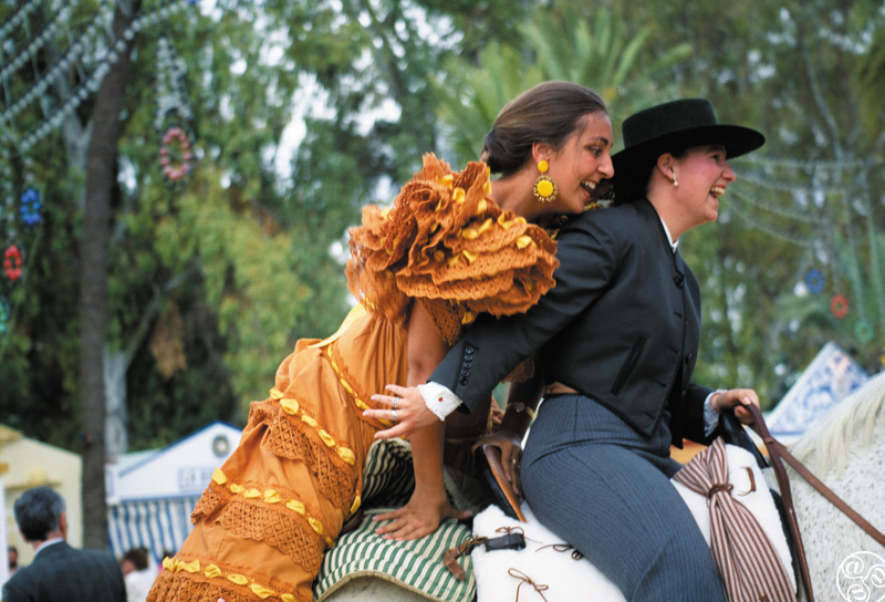 Jerez Horse Fair ©Michelle Chaplow