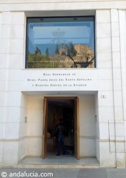 Museo del Santo Sepulcro, Malaga. © andalucia.com