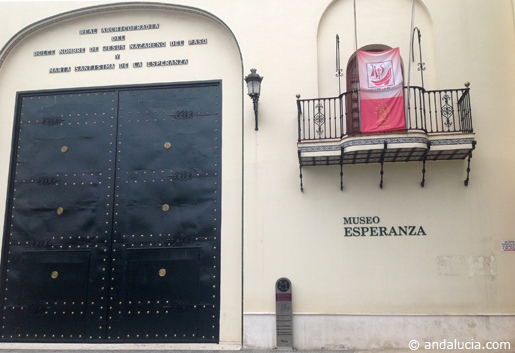 Museo de la Archicofradia de la Esperanza, Malaga. © andalucia.com