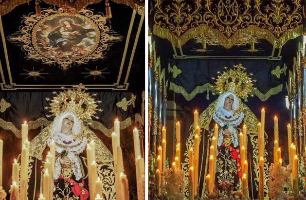 Nuestra Señora del Mayor Dolor ©Hermandad Nuestra Señora del Mayor Dolor