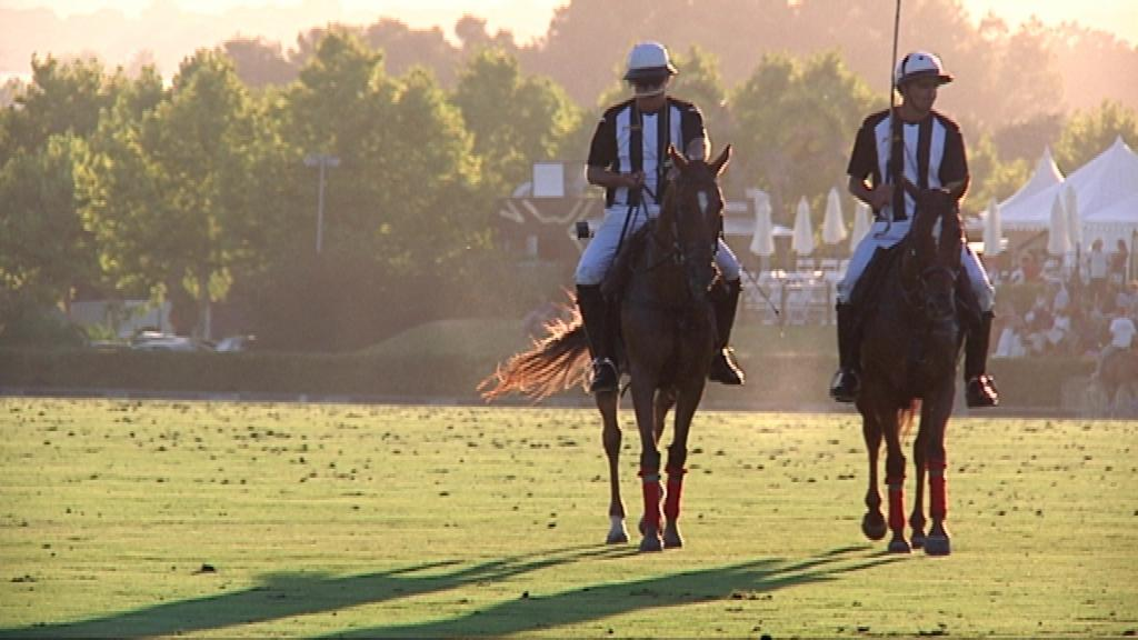 The Polo Fields at Sotogrande. © Santa Maria Polo Club