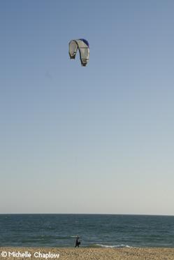 Water-sports on the Costa de la Luz.