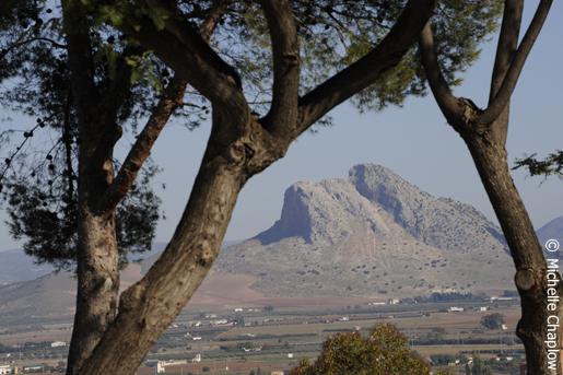 721f29dcc La Peña de los Enamorados - The Lovers' Leap, The village of ...