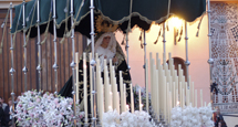Holy Week, Semana Santa, in Andalucia is an event that literally transforms towns and cities. It is early this year!