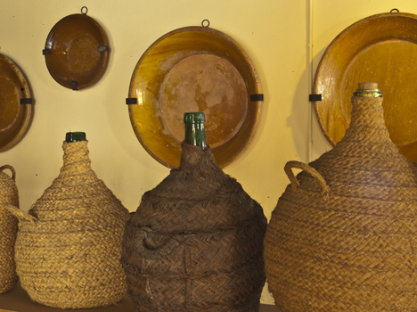 © Michelle Chaplow Ancient artifacts on display in Estepona's Archaeological Museum