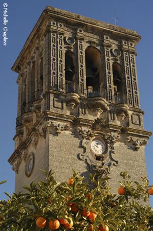 Church Santa Maria de La Asuncion - Arcos de la Frontera