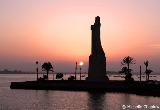 Huelva is a mecca for those interested in Christopher Columbus. © Michelle Chaplow