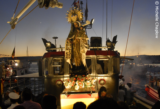 The Virgen del Carmen was once known as 'Queen of the Seas'. © Michelle Chaplow