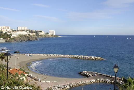 Arroyo Hondo beach in Benalmadena. © andalucia.com