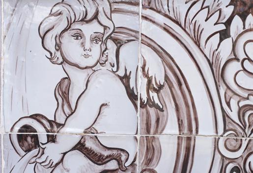 The ceramics of La Rambla