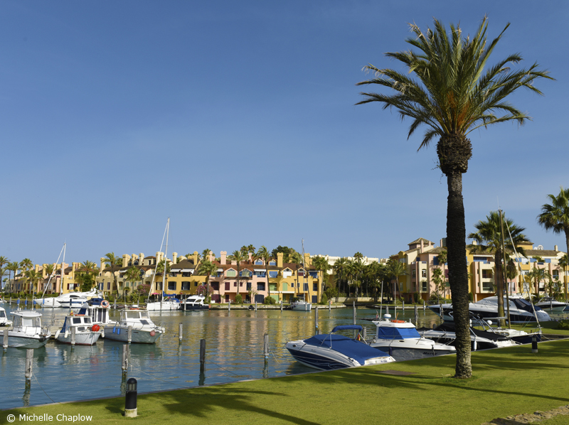 Luxury living in Sotogrande ©Michelle Chaplow