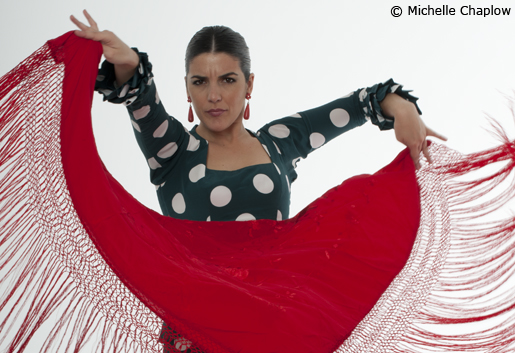 Flamenco is an integral part of Andalucian culture. © Michelle Chaplow