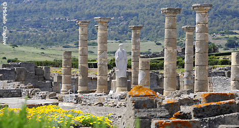 © Michelle Chaplow The Roman ruins of  Baelo Claudio