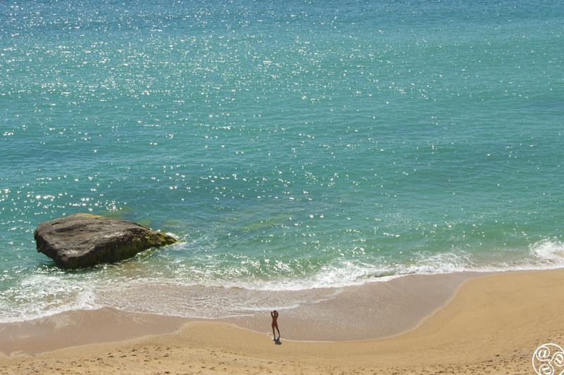 The sun-kissed beaches of Zahara de Los Atunes ©Michelle Chaplow