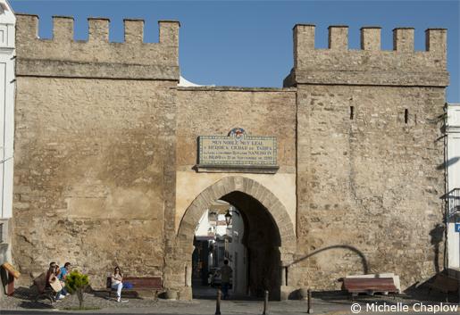 Puerta de Jerez.  © Michelle Chaplow