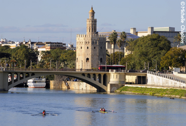© Michelle Chaplow Getting around the majestic city of Seville