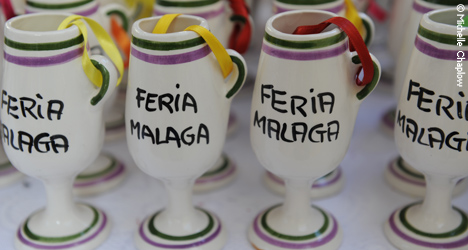© Michelle Chaplow One of the highlights in August is the Málaga Feria (Malaga Fair)