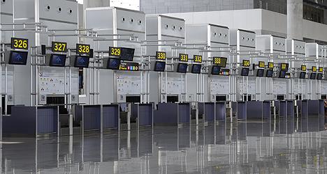 © Michelle Chaplow Malaga Airport