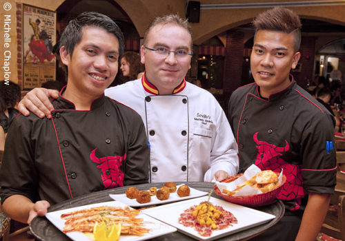 Spanish gastro delights from Seville's Dubai