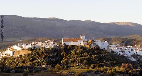 © Michelle Chaplow El Burgo es parte de la Reserva de la Biosfera Sierra de las Nieves y su Entorno.