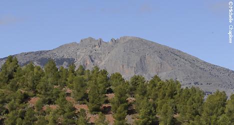 © Michelle Chaplow The Sierra de Maria natural park