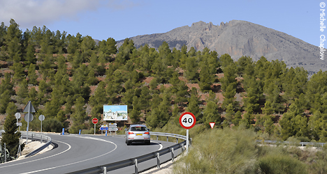 © Michelle Chaplow Driving around the province of Almeria