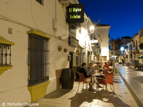 © Michelle Chaplow El Tipico Andaluz in Estepona