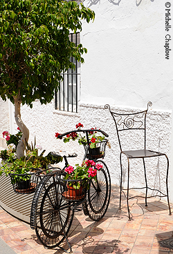 © Michelle Chaplow See the sights of Nerja