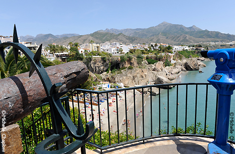 Things to see in Nerja Places of interest in Nerja Andaluciacom