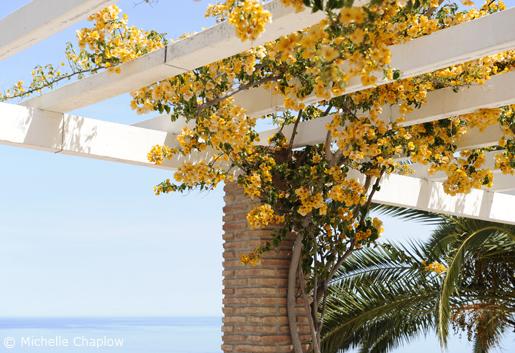 The village of Maro has a blue flag beach, Playa de Maro. © andalucia.com