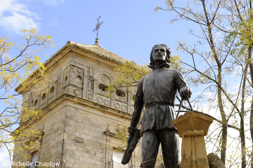 Ubeda boasts a wealth of Renaissance palaces and churches. © Michelle Chaplow .