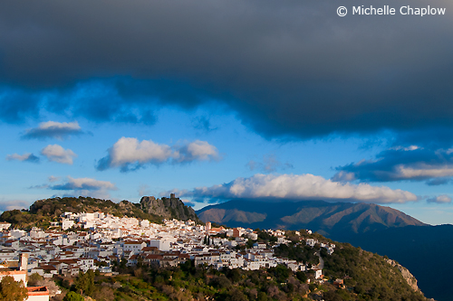Gaucin Spain  city pictures gallery : History of the town of Gaucin, Andalucia, Southern Spain