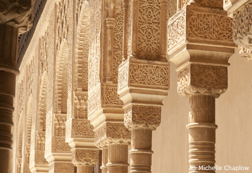 muslim architecture arts crafts andalucia southern spain