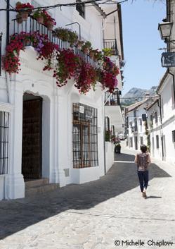Explore the pretty streets of Grazalema. © Michelle Chaplow