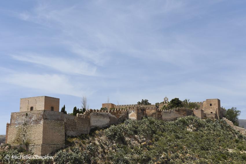 The famous Muralla de Jairan ©Michelle Chaplow