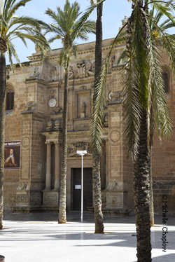 Cathedral de la Encarnacion designed in the 16th century ©Michelle Chaplow