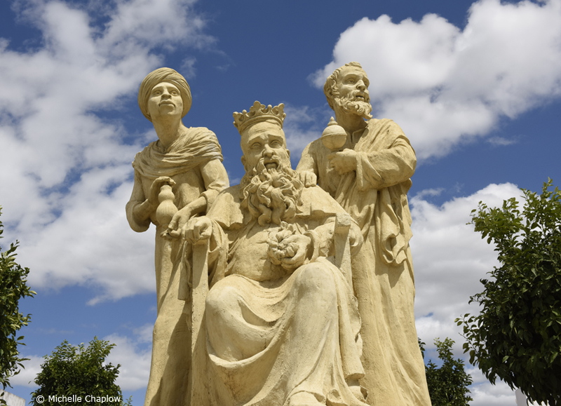Considered the oldest Three Kings Festival in Spain ©Michelle Chaplow