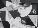 Quijote en el Guernica