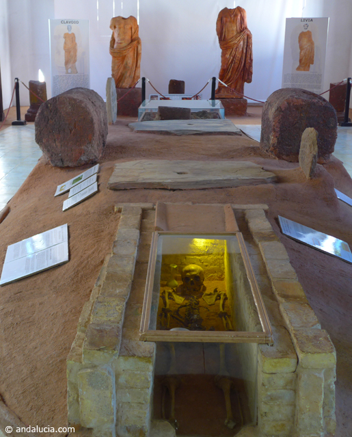 Everything from Neothithic burial to Roman statues